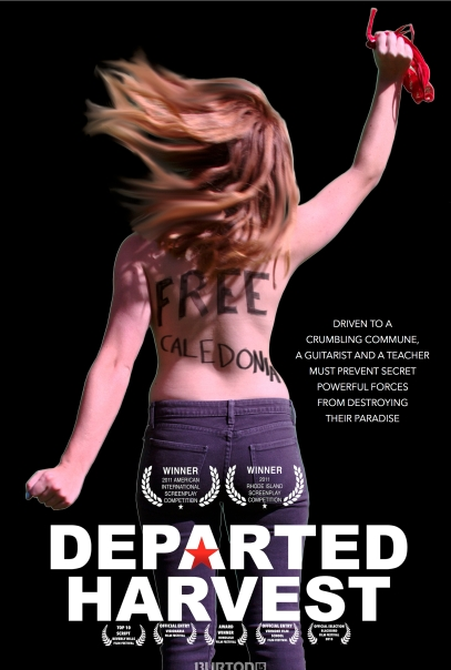 Departed Harvest NEW Poster