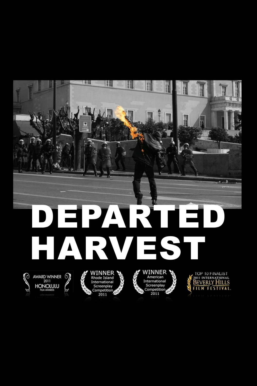 DEPARTED HARVEST POSTER2