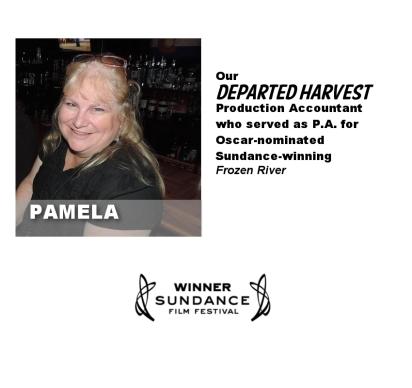 PAM PRESTON - PRODUCTION ACCOUNTANT