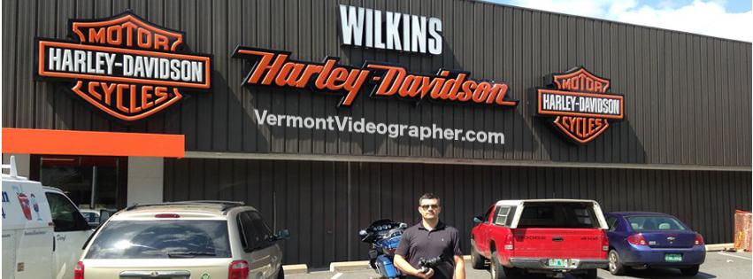 wilkins vermont videographer