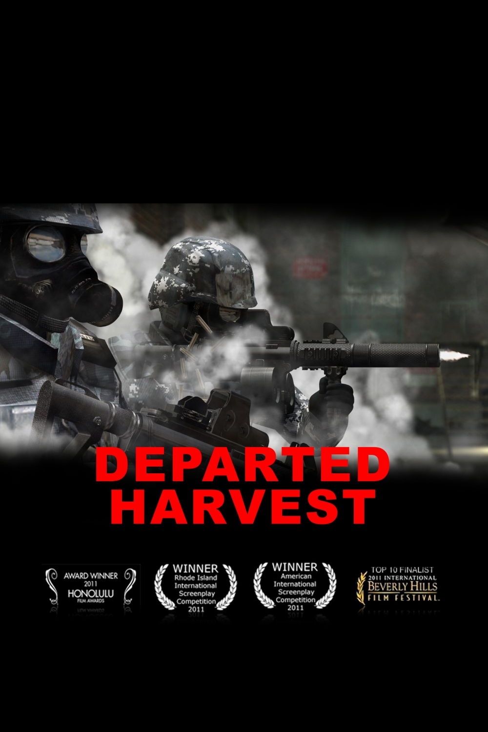 DEPARTED HARVEST POSTER10