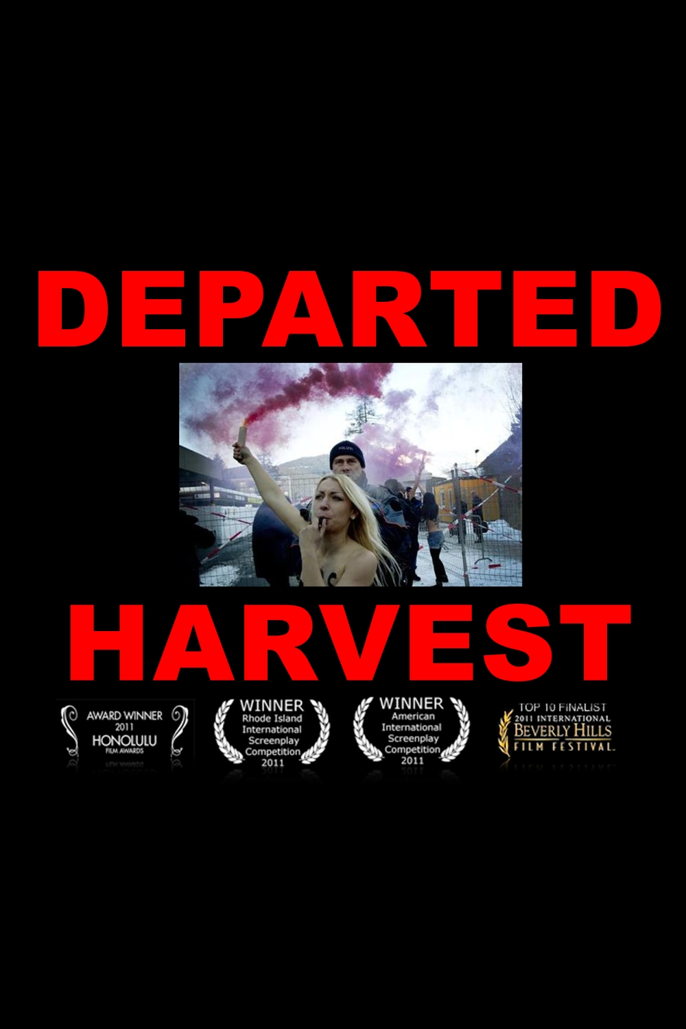 DEPARTED HARVEST POSTER18