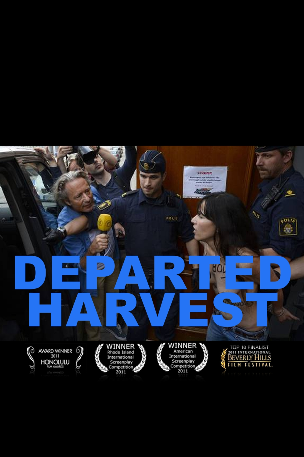 DEPARTED HARVEST POSTER21
