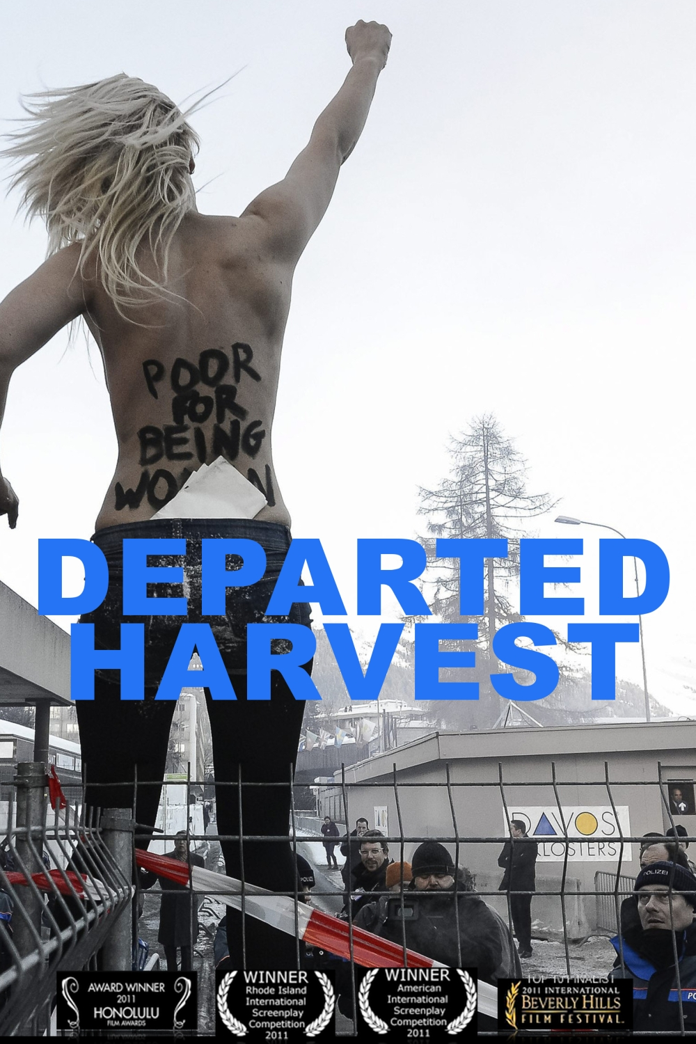 DEPARTED HARVEST POSTER22