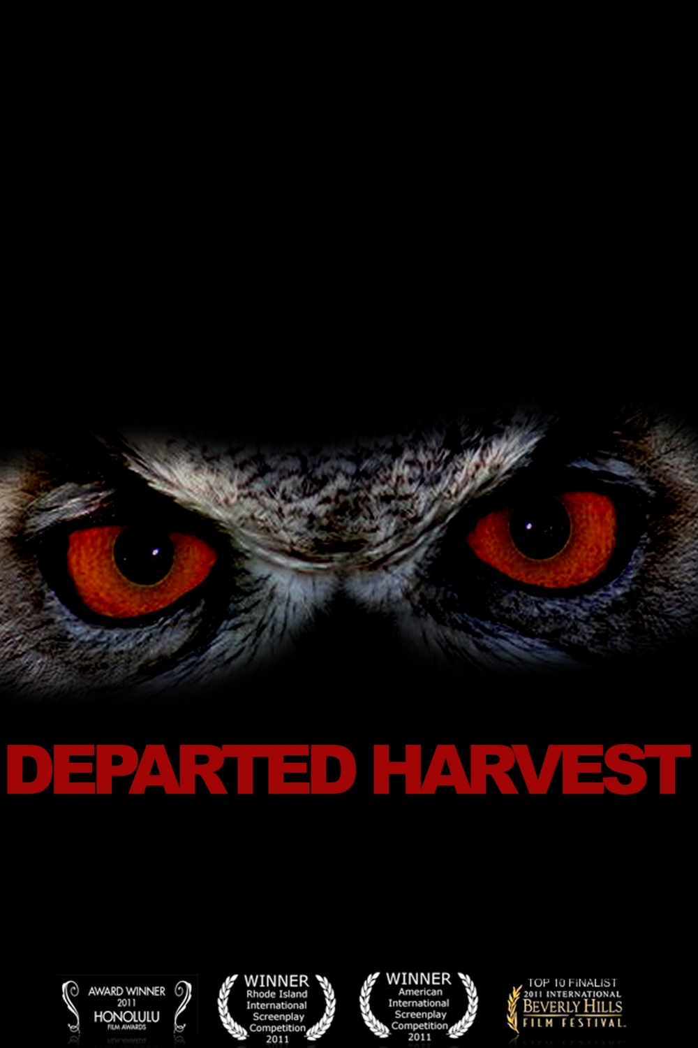 DEPARTED HARVEST POSTER31