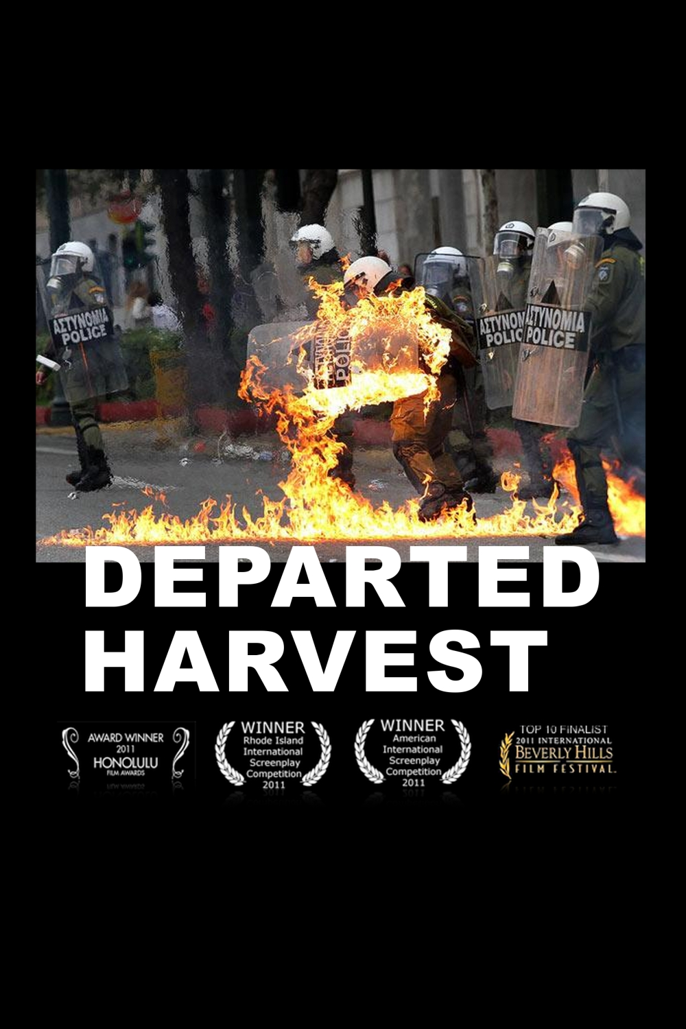 DEPARTED HARVEST POSTER4
