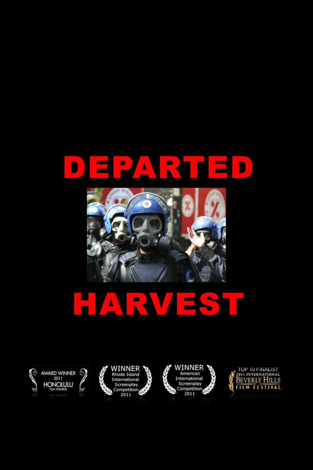 DEPARTED HARVEST POSTER9